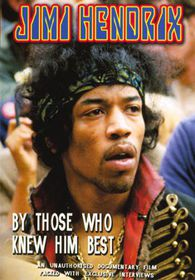 Jimi Hendrix-Those That Knew - (Import DVD)