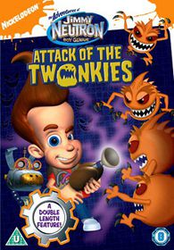 Jimmy Neutron-Attack Twonkies - (Import DVD)