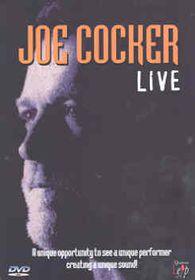 Joe Cocker-Live - (Import DVD)
