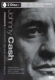 Johnny Cash - A Concert Behind Prison Walls (CD + DVD)