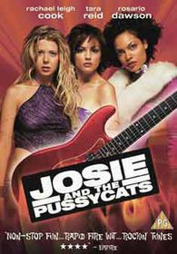 Josie & the Pussycats - (Import DVD)