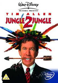 Jungle 2 Jungle - (Import DVD)