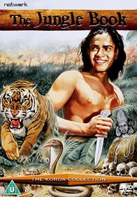 Jungle Book (Sabu) - (Import DVD)
