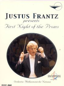 Justus Frantz Presents First Night at the Proms - (Import DVD)