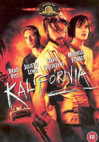 Kalifornia - (Import DVD)