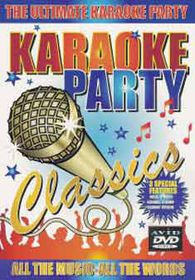 Karaoke Party Classics(Avid) - (Import DVD)