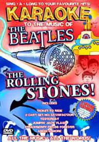 Karaoke To Beatles/Stones - (Import DVD)