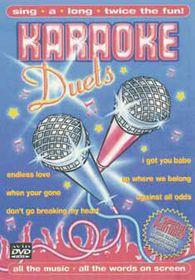 Karaoke-Duets - (Import DVD)