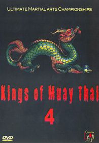Kings of Muay Thai Vol.4 - (Import DVD)