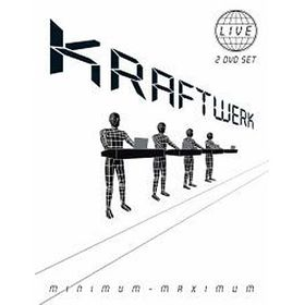 Kraftwerk - Minimum-Maximum DVD (English Version) - (EMI Import DVD)