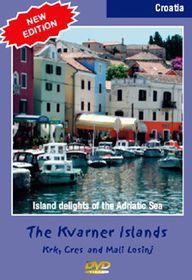 Kvaner Islands-Krk,Cres,Mali - (Import DVD)