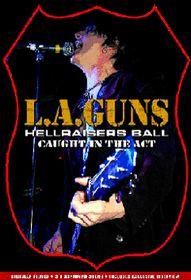 L.A.Guns-Hellraisers Ball - (Import DVD)