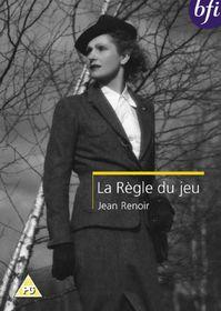 La Regle Du Jeu (Bfi) - (Import DVD)