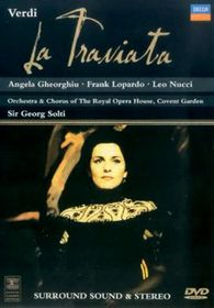 La Traviata-Royal Opera House - (Import DVD)