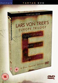 Lars Von Trier's E-Trilogy (4 Discs) - (Import DVD)