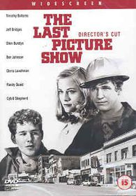 Last Picture Show - (Import DVD)