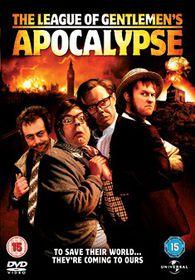 League of Gentlemen-Apocalypse - (Import DVD)