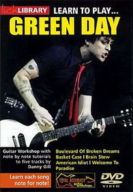 Learn To Play Green Day - (Import DVD)