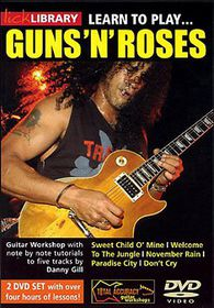 Learn To Play Guns'n'roses - (Import DVD)