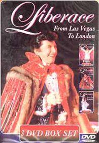 Liberace-Las Vegas To London (3 Discs) - (Import DVD)
