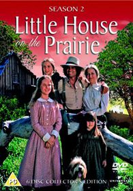 Little House On the Prairie S2 (6 Discs) - (Import DVD)