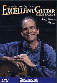 Livingston Taylor-Guitar Lesso - (Import DVD)