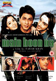 Main Hoon Na - (Import DVD)