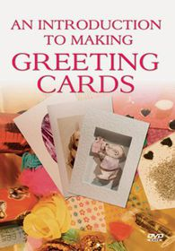 Introduction to Making Greeting Cards - (Import DVD)