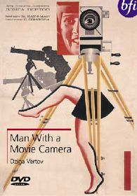 Man With A Movie Camera - (Import DVD)