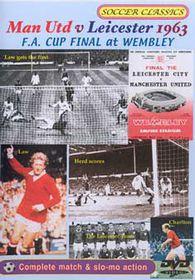 Manchester Utd.V Leicester '63 - (Import DVD)