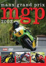 Manx Grand Prix 2003 - (Import DVD)