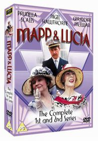 Mapp & Lucia Collection (3 Discs) - (Import DVD)