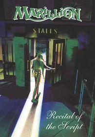 Marillion-Recital of Script - (Import DVD)