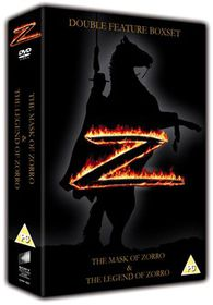 Mask of Zorro / Legend of Zorro - (Import DVD)
