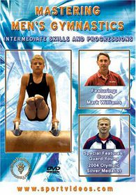 Mastering Mens Gymnastics (Intermediate Skills) - (Import DVD)