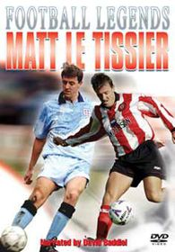 Football Legends - Matt Le Tissier, Unbelievable - (DVD)