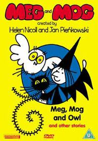 Meg And Mog 1 - (Import DVD)