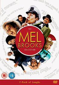 Mel Brooks Box Set Collection (7 Discs) - (Import DVD)