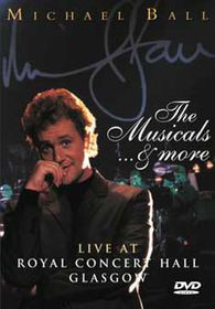 Michael Ball-Musicals & More - (Import DVD)
