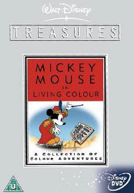 Mickey In Living Colour - (Import DVD)