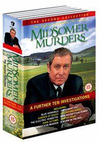 Midsomer Murders Box Set 2 (10 Discs) - (Import DVD)