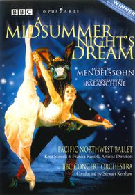 Midsummer Night's Dream Ballet - (Import DVD)