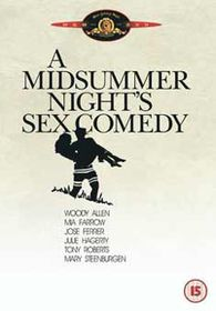 Midsummer Night's Sex Comedy - (Import DVD)