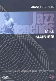 Mike Mainieri-Jazz Legends - (Import DVD)