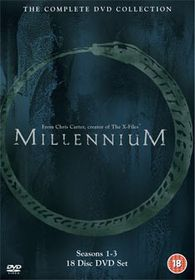 Millennium Season 1-3 Box Set (18 Discs) - (Import DVD)