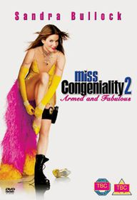 Miss Congeniality 2 (Parallel Import - DVD)