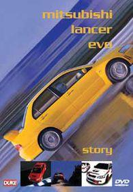 Mitsubishi Lancer Evo Story - (Import DVD)