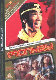 Monkey Volume 3 - (Import DVD)