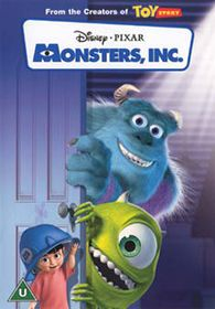 Monsters Inc. - (Import DVD)