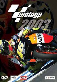 Moto Gp Review 2003 - (Import DVD)